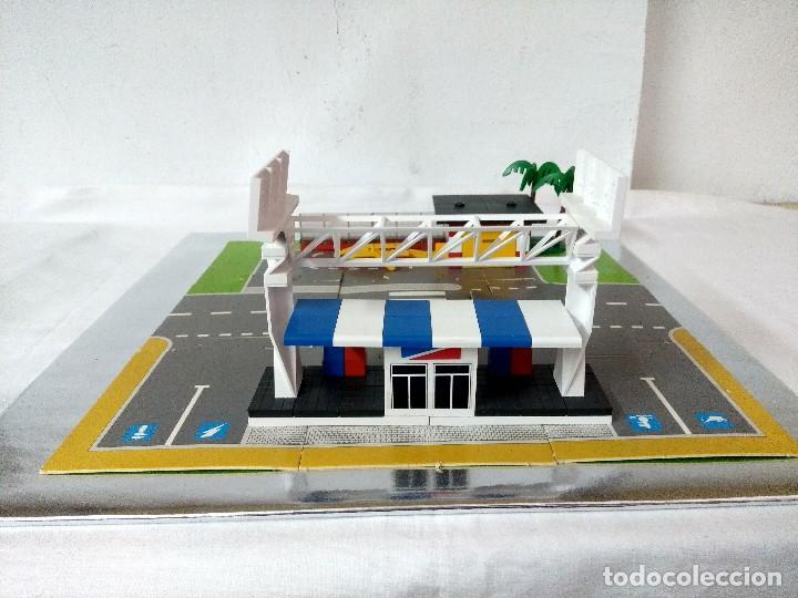 Juegos construcción - Tente: TENTE MICRO REF:0423/ORIGINAL EXIN CON MANUAL/CAJA VER FOTOS. - Foto 2 - 206212051