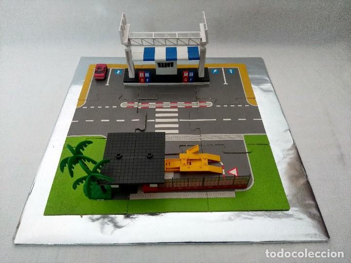 Juegos construcción - Tente: TENTE MICRO REF:0423/ORIGINAL EXIN CON MANUAL/CAJA VER FOTOS. - Foto 5 - 206212051
