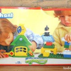 Juegos construcción - Tente: TENTE ELEPHANT - REF. 0251 - FANTASY - NUEVO A ESTRENAR - PRECINTADO. Lote 198084108