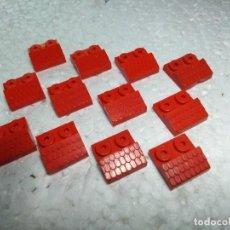 Jogos construção - Tente: ROJO TEJADO - TENTE (12 UNIDADES). Lote 281854413
