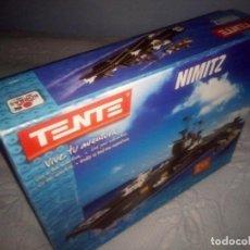 Juegos construcción - Tente: TENTE PORTAVIONES,REF 70111,CON CAJA. Lote 207588701