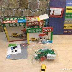 Juegos construcción - Tente: MICRO TENTE ADUANA. CON CATÁLOGOS. ANTIGUO. Lote 207937231