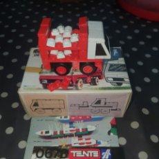 Juegos construcción - Tente: TENTE COCA COLA. Lote 208069286