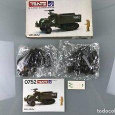 Juegos construcción - Tente: TENTE SCORPION 0752 - SEMI-ORUGA. Lote 209167908