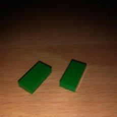 Jeux construction - Tente: TENTE PLACAS VERDES LISAS. Lote 213710485