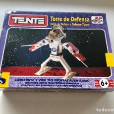Juegos construcción - Tente: TENTE TORRE DE DEFENSA BORRÁS 70026. Lote 213826366