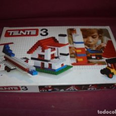 Juegos construcción - Tente: MAGNIFICO ANTIGUO TENTE 3 REFE 0403. Lote 218216511