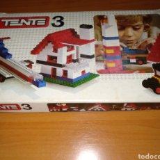 Juegos construcción - Tente: TENTE 3. REF. 0403. FABRICADO POR EXIN. Lote 218539991