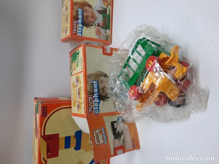 Juegos construcción - Tente: LOTE TENTE ELEPHANT ESCUELA Y 2 DE TENTE ELEPHANT , UNO PRECINTADO A ESTRENAR !! EXIN - Foto 14 - 220572345
