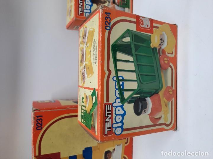 Juegos construcción - Tente: LOTE TENTE ELEPHANT ESCUELA Y 2 DE TENTE ELEPHANT , UNO PRECINTADO A ESTRENAR !! EXIN - Foto 15 - 220572345