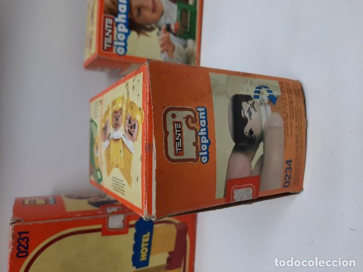 Juegos construcción - Tente: LOTE TENTE ELEPHANT ESCUELA Y 2 DE TENTE ELEPHANT , UNO PRECINTADO A ESTRENAR !! EXIN - Foto 16 - 220572345