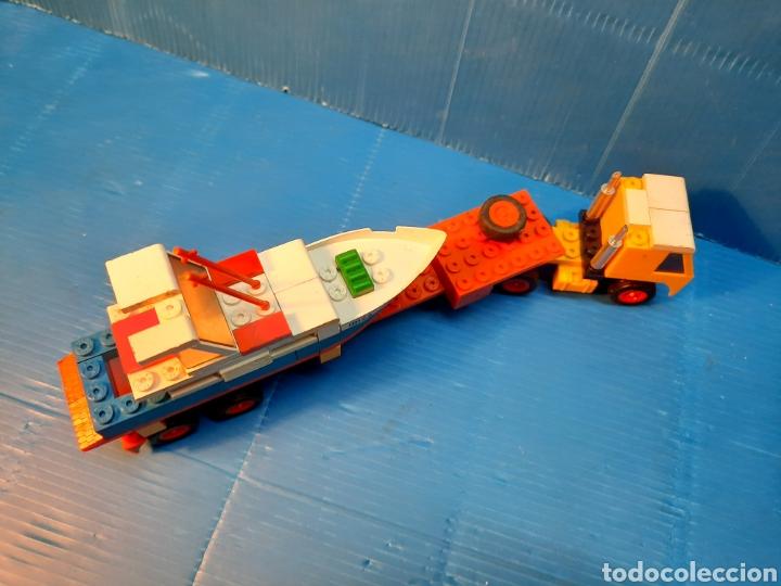 Juegos construcción - Tente: TENTE ref. 0684TRAILER TRANSPORTA YATE - Foto 3 - 221731251