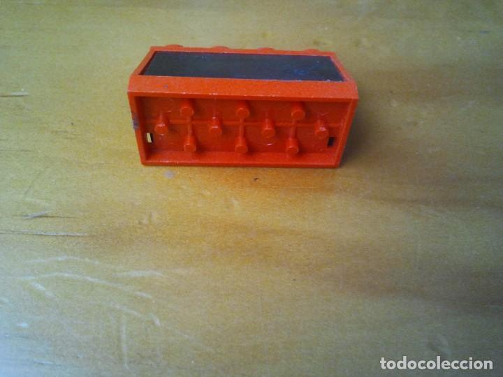 Juegos construcción - Tente: Cabina roja TENTE para camion, coche, tractor, etc. Totalmente original. - Foto 4 - 222700428