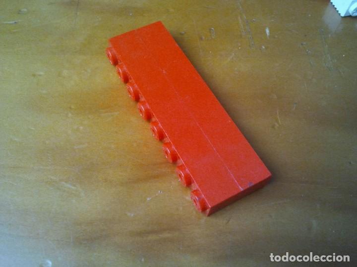Juegos construcción - Tente: 2 bloques de piezas TENTE serigrafiadas BCN-5 con conectores 8x1 pin. - Foto 3 - 223847333