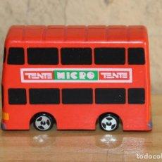 Jeux construction - Tente: MICRO TENTE - AUTOBUS DE DOS PISOS - BUS - NUEVO - MICROTENTE - NUNCA JUGADO. Lote 245468665