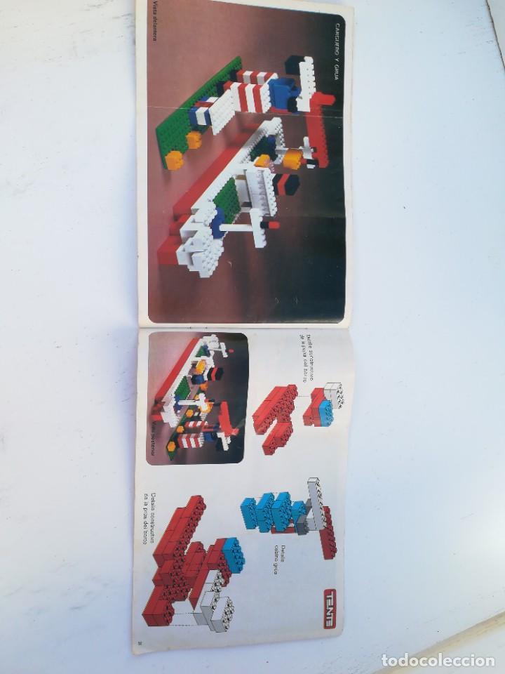 Juegos construcción - Tente: Manual de tente - Foto 3 - 225990655
