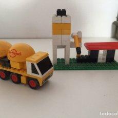 Juegos construcción - Tente: TENTE 0693 CAMIÓN CEMENTO. Lote 228021735