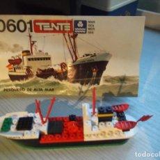 Juegos construcción - Tente: TENTE REF,0601 PESQUERO DE ALTA MAR. Lote 229016150