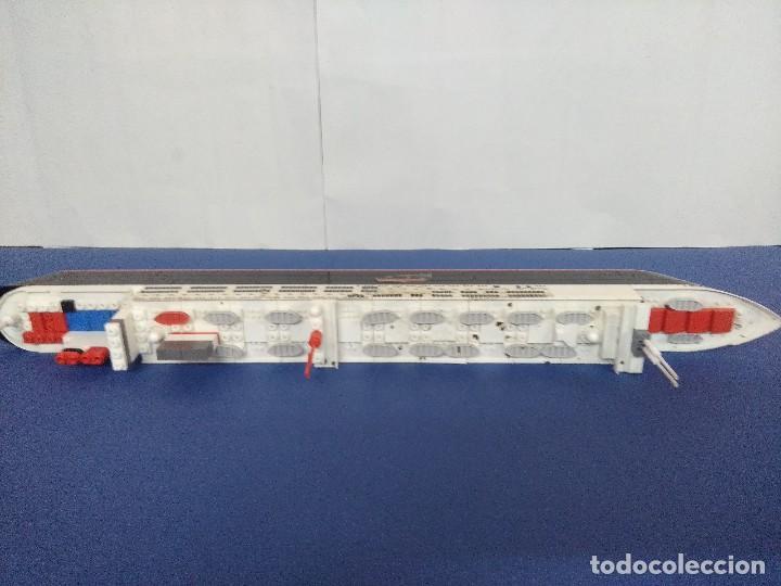 Juegos construcción - Tente: BARCO QUEEN ELISABEHT 2 TENTE BORRAS. - Foto 5 - 229225765