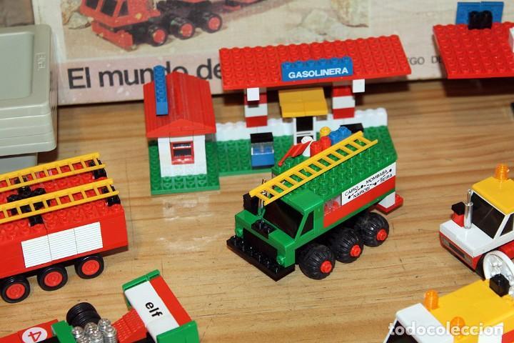 Juegos construcción - Tente: TENTE EL MUNDO DE LA RUTA - REF. 0553 - COMPLETO - EN SU CAJA ORIGINAL - Foto 6 - 230544425