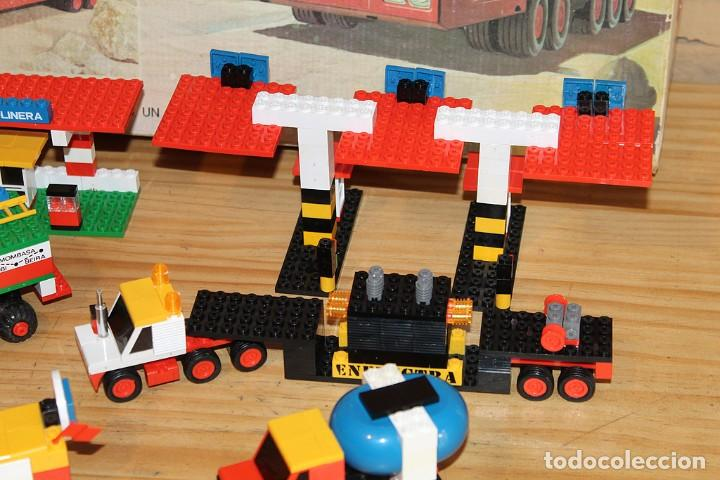 Juegos construcción - Tente: TENTE EL MUNDO DE LA RUTA - REF. 0553 - COMPLETO - EN SU CAJA ORIGINAL - Foto 9 - 230544425