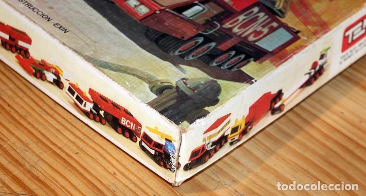 Juegos construcción - Tente: TENTE EL MUNDO DE LA RUTA - REF. 0553 - COMPLETO - EN SU CAJA ORIGINAL - Foto 20 - 230544425