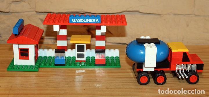 Juegos construcción - Tente: TENTE EL MUNDO DE LA RUTA - REF. 0553 - COMPLETO - EN SU CAJA ORIGINAL - Foto 31 - 230544425