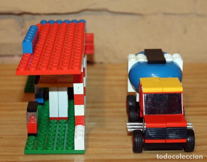 Juegos construcción - Tente: TENTE EL MUNDO DE LA RUTA - REF. 0553 - COMPLETO - EN SU CAJA ORIGINAL - Foto 32 - 230544425