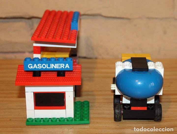 Juegos construcción - Tente: TENTE EL MUNDO DE LA RUTA - REF. 0553 - COMPLETO - EN SU CAJA ORIGINAL - Foto 34 - 230544425