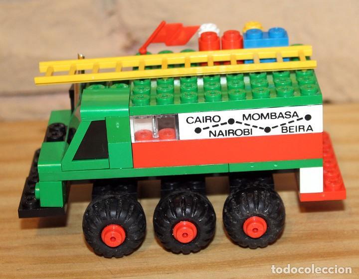 Juegos construcción - Tente: TENTE EL MUNDO DE LA RUTA - REF. 0553 - COMPLETO - EN SU CAJA ORIGINAL - Foto 47 - 230544425