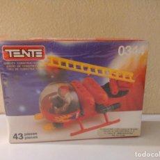 Juegos construcción - Tente: CAJA TENTE EXTHIN-THOR NUEVA PRECINTADA REF 0344 NUEVO. Lote 230919185