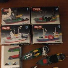 Juegos construcción - Tente: LOTE DE LEGO TENTE COMBI EXIN. Lote 232040465