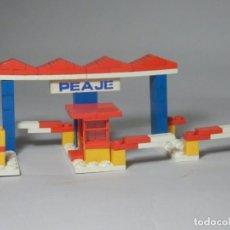 Juegos construcción - Tente: TENTE MINI 0502 PEAJE AUTOPISTA. Lote 234358320