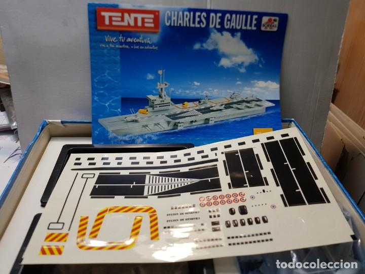 Juegos construcción - Tente: Tente Charles de Gaulle completo en caja original y manual - Foto 7 - 236743160