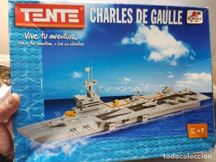 Juegos construcción - Tente: Tente Charles de Gaulle completo en caja original y manual - Foto 10 - 236743160
