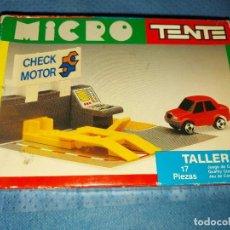 Juegos construcción - Tente: TENTE TALLER. Lote 237331820
