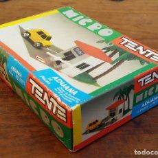 Juegos construcción - Tente: CAJA MICRO TENTE ADUANA, NUEVO SIN ABRIR, EXIN.. Lote 240265760