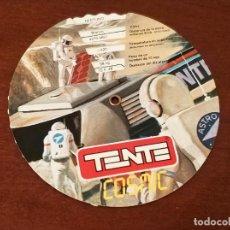 Juegos construcción - Tente: DISCO RUEDA GIRATORIA DATOS PLANETAS SISTEMA SOLAR TENTE COSMIC. Lote 240498285