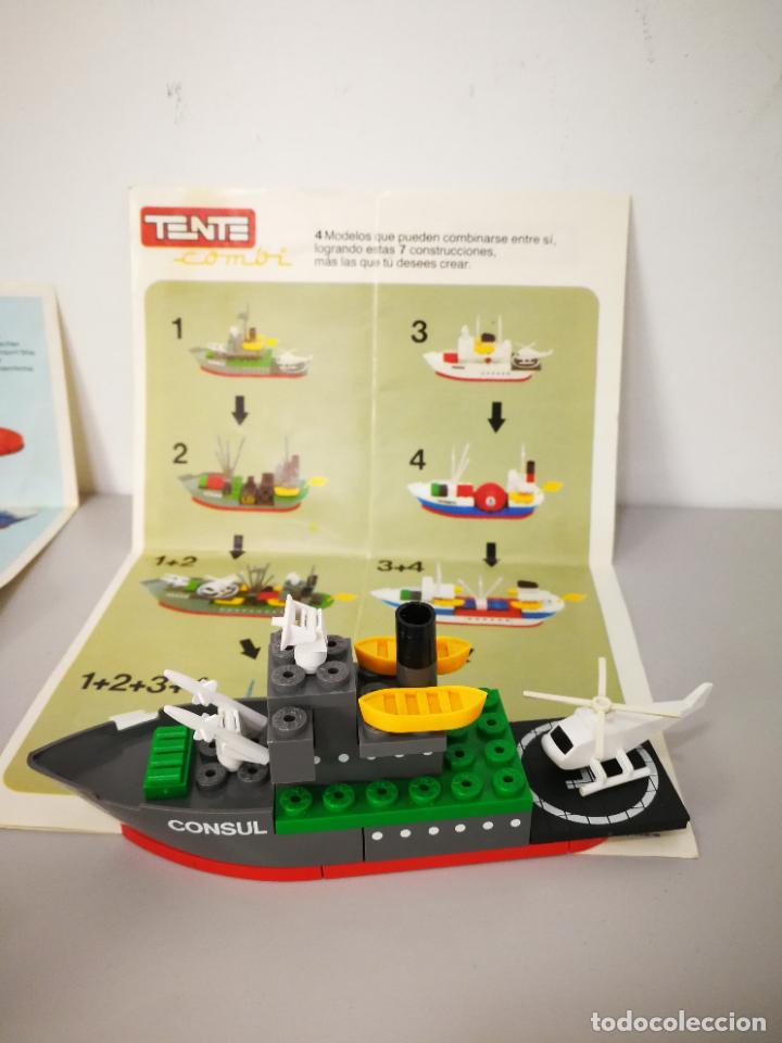 Juegos construcción - Tente: TENTE COMBI CONSUL Y HERMES - Foto 2 - 240892845