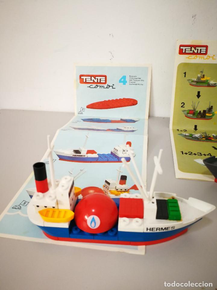 Juegos construcción - Tente: TENTE COMBI CONSUL Y HERMES - Foto 3 - 240892845