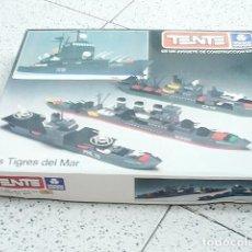 Juegos construcción - Tente: TENTE EXIN LOS TIGRES DEL MAR. REFERENCIA 0541. Lote 243637935