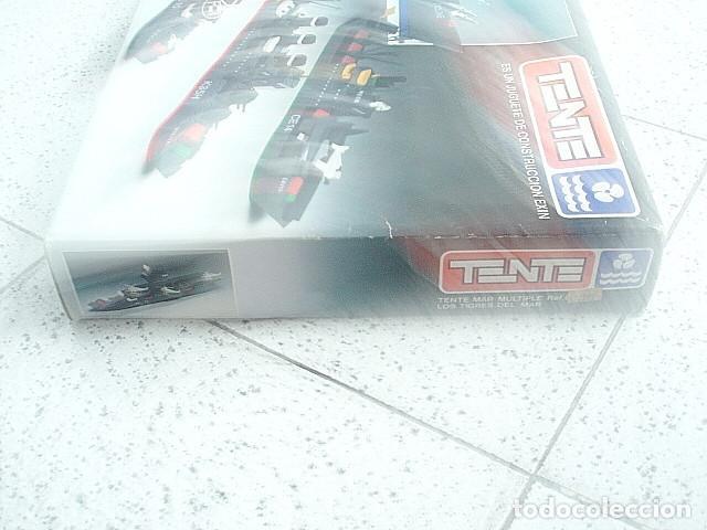 Juegos construcción - Tente: TENTE EXIN LOS TIGRES DEL MAR. REFERENCIA 0541 - Foto 2 - 243637935