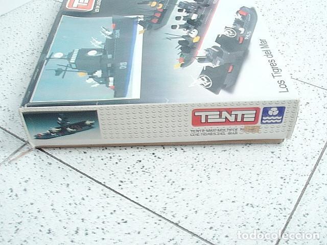 Juegos construcción - Tente: TENTE EXIN LOS TIGRES DEL MAR. REFERENCIA 0541 - Foto 3 - 243637935
