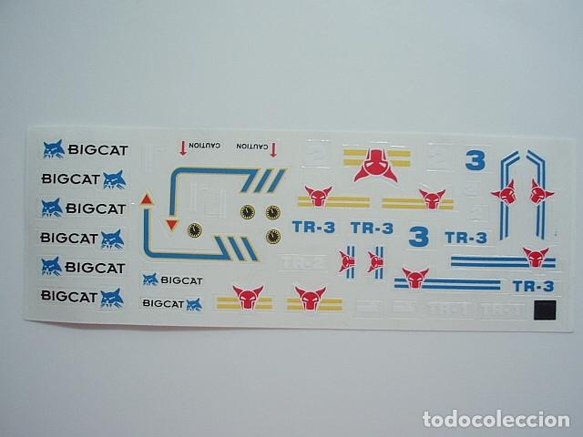 TENTE HOJA DE PEGATINAS DEL SET SUPER TRAILER PORTA-MISILES. REFERENCIA 70132 (Juguetes - Construcción - Tente)