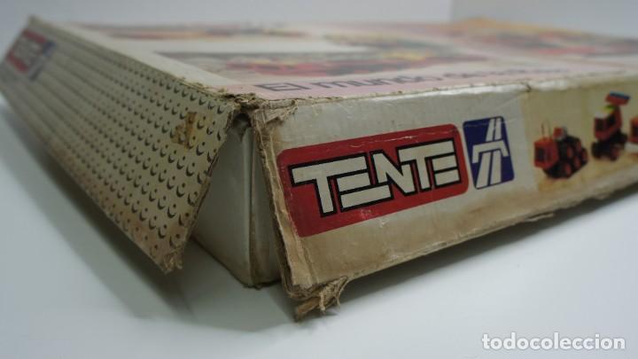 Juegos construcción - Tente: TENTE EL MUNDO DE LA RUTA REF. 0553 CON INSTRUCCIONES - INCOMPLETO VER DESCRIPCIÓN. - Foto 4 - 243845915