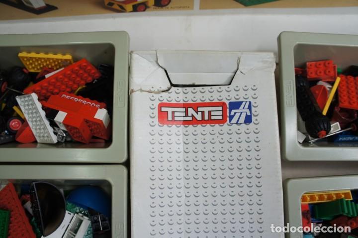 Juegos construcción - Tente: TENTE EL MUNDO DE LA RUTA REF. 0553 CON INSTRUCCIONES - INCOMPLETO VER DESCRIPCIÓN. - Foto 13 - 243845915