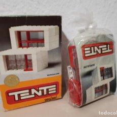 Juegos construcción - Tente: OCASION COLECCIONISTAS ! ANTIGUO JUGUETE CLASICO AÑOS 80 TENTE REF. 503 BUNGALOW EN CAJA. Lote 243872620