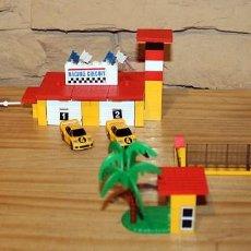 Juegos construcción - Tente: MICRO TENTE - EXIN - 0426 - GRAND PRIX - BUEN ESTADO. Lote 245113165