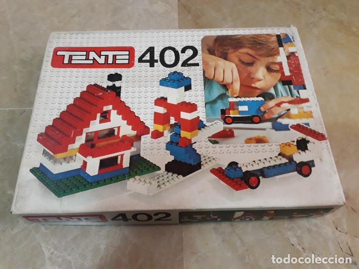 TENTE 402. EXIN. NO LEGO (Juguetes - Construcción - Tente)
