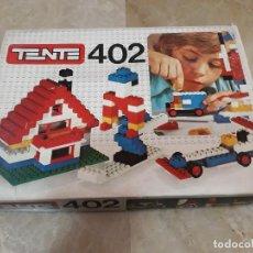 Juegos construcción - Tente: TENTE 402. EXIN. NO LEGO. Lote 245898660